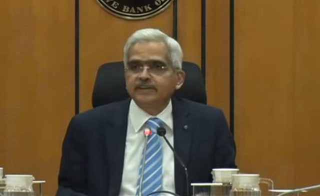 RBI Chief's Media Address At 10 am After Centre Declares COVID-19 Relief