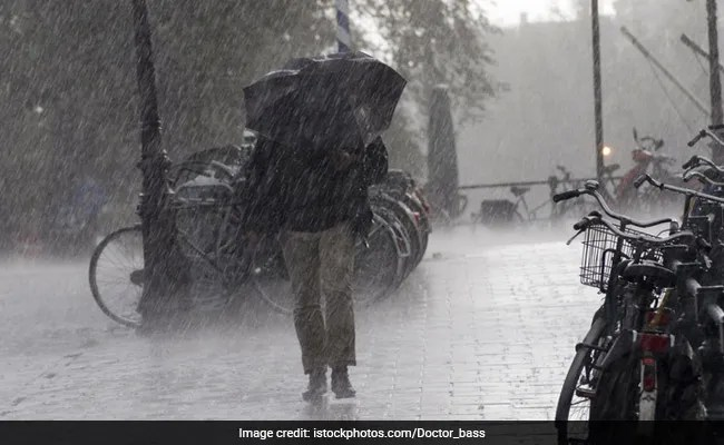 Weather Office Predicts 'Scattered To Widespread' Rain Over Northwest India In Next 5 Days