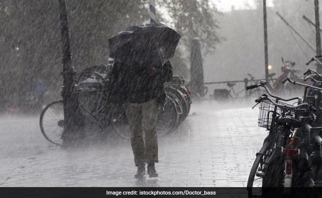 Heavy Rain Alert In Himachal Pradesh, Orange Weather Warning Issued