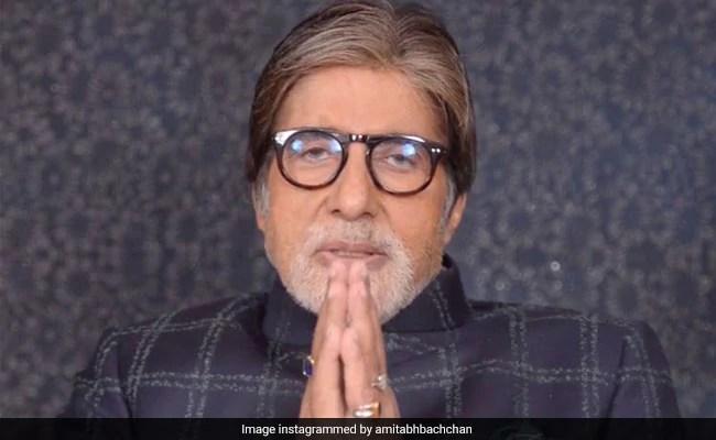 अमिताभ बच्चन ने बताया की उनकी कोरोना टेस्ट पॉजिटिव आई है , उन्हें हॉस्पिटल ले जाया गया है