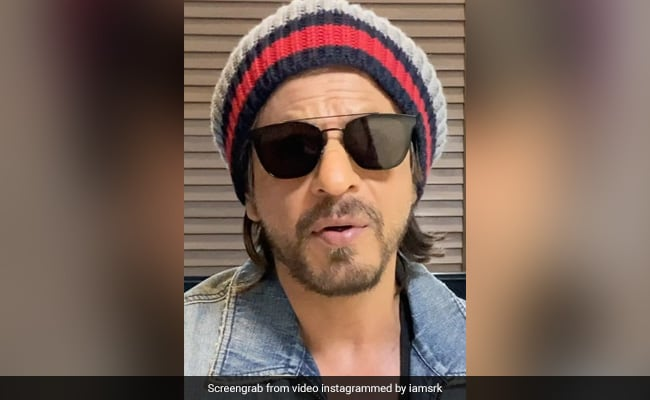 """Now not The Loveria Sort"": Shah Rukh Khan Is going Complete Filmy In Coronavirus Data Video"