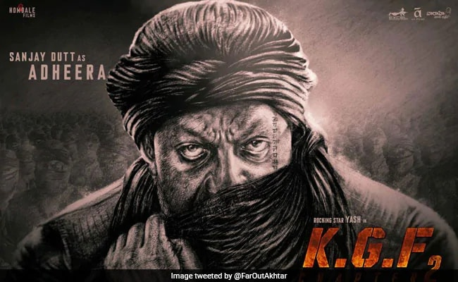 Sanjay Dutt And Yash's KGF: Chapter 2 Gets A Release Date. Details Here