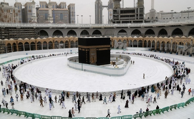 Saudi Arabia To Allow 60,000 Vaccinated Residents To Perform Hajj: Report