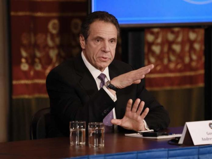 New York Governor's Aides Subpoenaed In Sexual Harassment Probe: Report