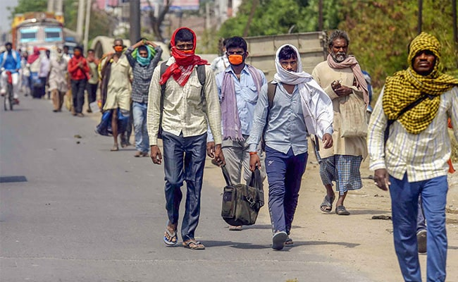 COVID-19 UP Lockdown: UP To Bring Back Migrant Workers From Other ...