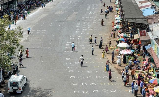 तमिलनाडु ने 31 मार्च तक लॉकडाउन का विस्तार किया, डाक टिकटों की संख्या