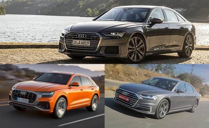 Audi India is also providing a free-of-cost general check-up of their cars.
