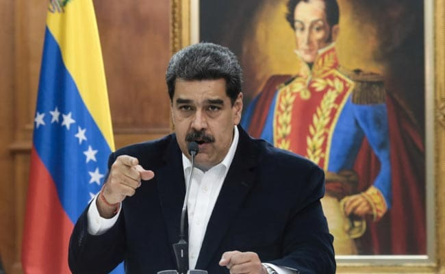Facebook Freezes Venezuela President's Page Over COVID-19 Misinformation