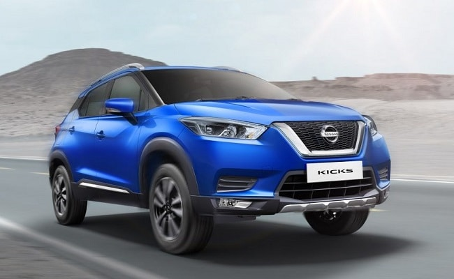 Nissan India is offering discounts only on the BS6 Kicks SUV