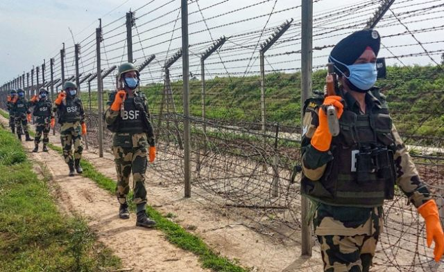 We Are Apolitical: BSF on Trinamool Congress's 'Threatening Voters' Allegations