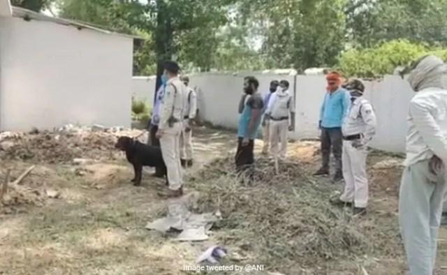 5 रोटियां, मध्य प्रदेश न्यायाधीश के घर में चोरी के बाद 1900 रु