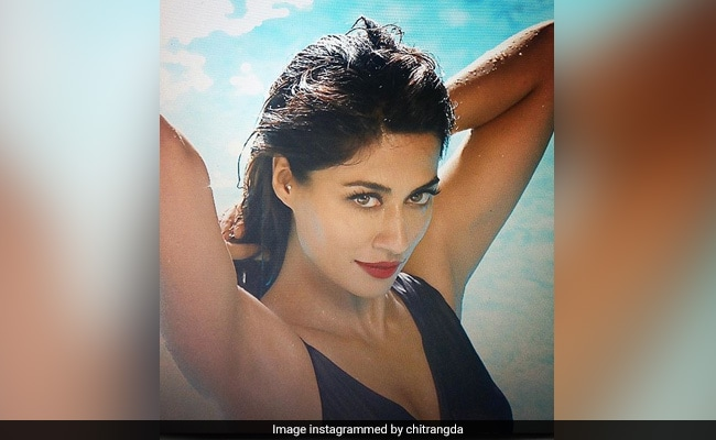 Chitrangada Singh Misses Swimming With Make-Up On. See Her Post