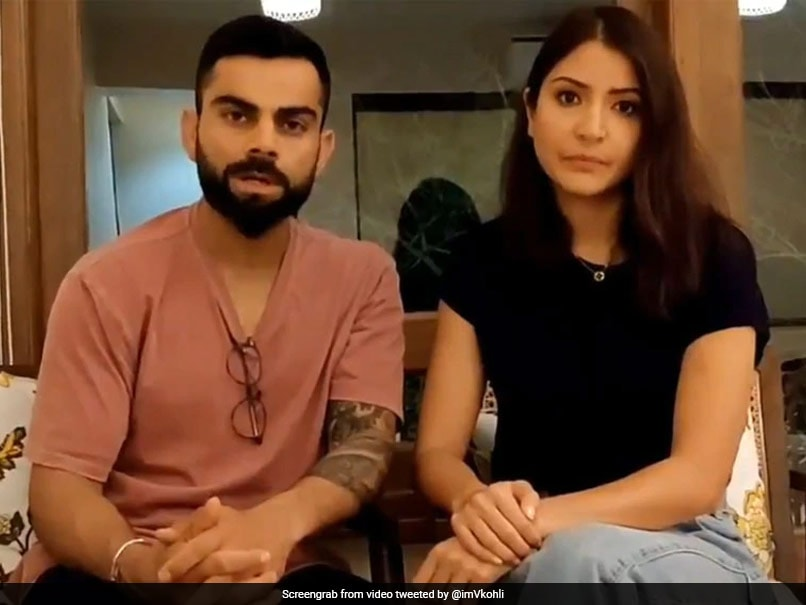 Virat Kohli, Anushka Sharma Announce Campaign For Raising Funds For Covid-19 Relief Work In India