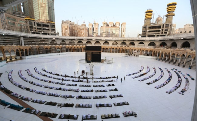 Saudi Arabia To Permit Only Vaccinated Pilgrims To Mecca