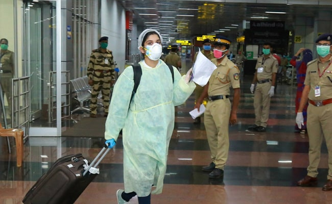 Delhi Extends '14-Day Quarantine' Order On UK Passengers Till January 31