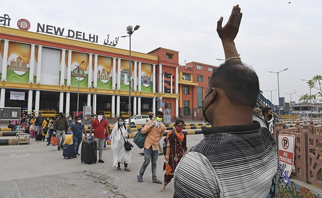 All Railway Stations In Kashmir Valley Are Now Wi Fi-Enabled, Says Government