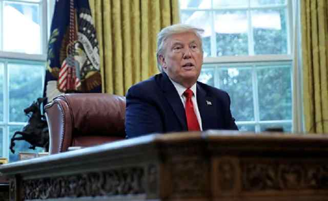 Donald Trump Urges Quicker US Reopening From Virus Lockdown
