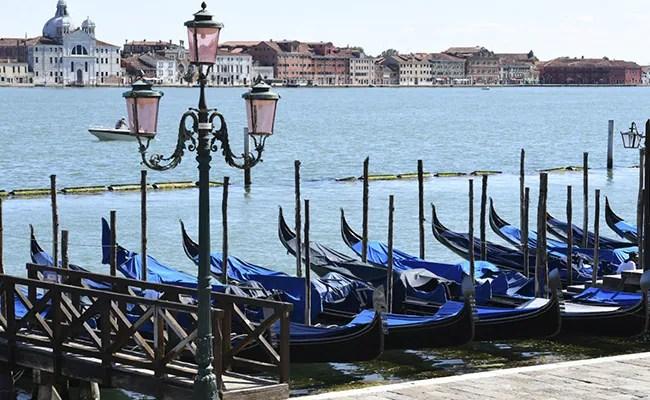 Venice Dodges UNESCO Endangered Listing After Ban On Large Ships