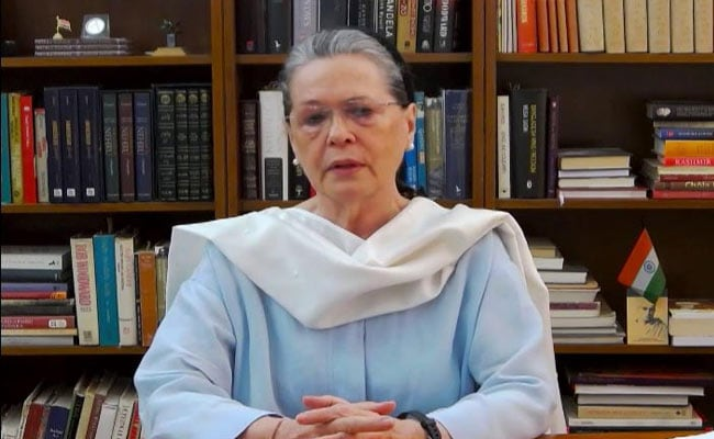 'Need To Put House In Order': Sonia Gandhi To Congress On Poll Results