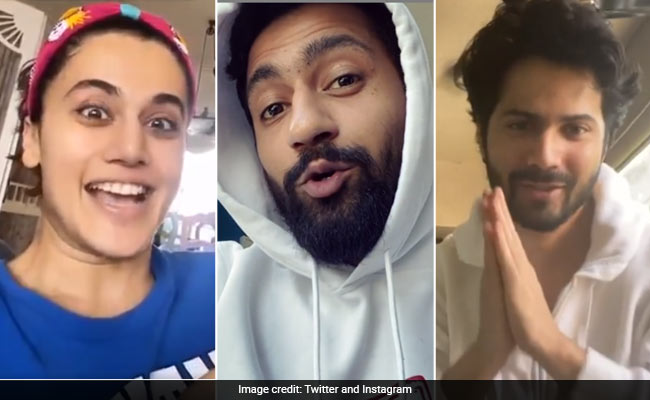The Gulabo Sitabo Tongue Twister Is Keeping These Celebs Very Busy