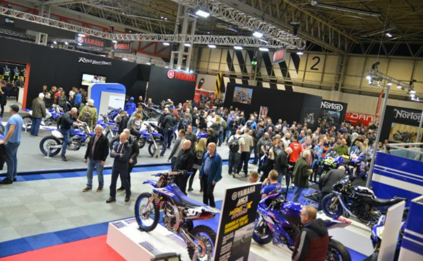 The 2020 Motorcycle Live show will be held virtually