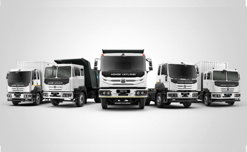 Ashok Leyland's domestic sales stood at 5824 units, a drop of 30% against August 2019