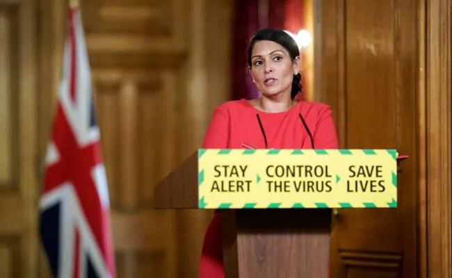India-UK Migration Pact Overcomes Past Barriers: UK's Priti Patel