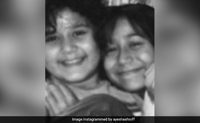 Tiger Shroff's Mom Ayesha Shares Old Pic Of Him With Sister Krishna. 'Hideous,' He Comments