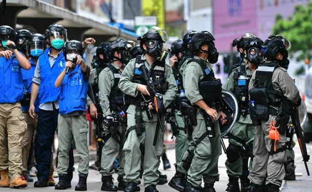 'Resolutely Opposes': China On G7 Statement On Hong Kong Security Law