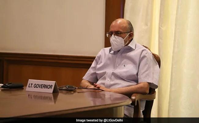Delhi Lieutenant Governor Anil Baijal Tests Positive For COVID-19