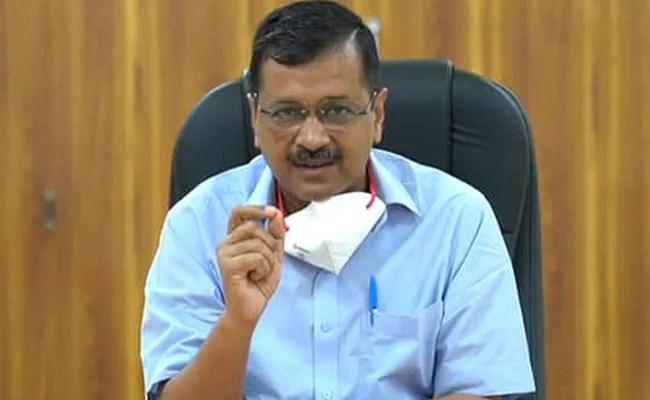 arvind kejriwal said about delhi lockdown