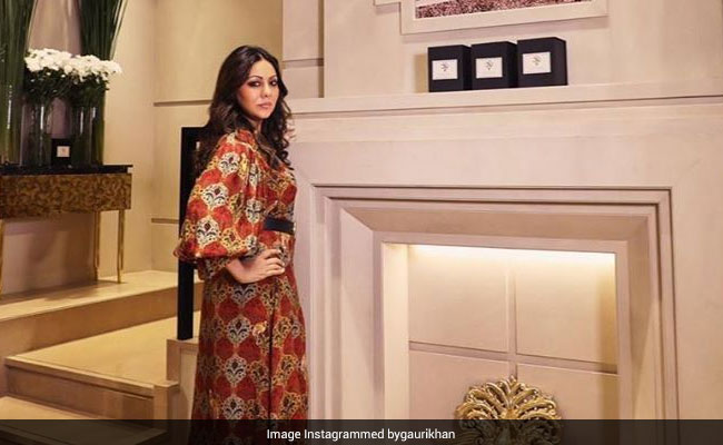 Gauri Khan Was 'Tired Of Living Life In Pajamas,' So She Did This