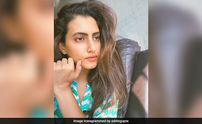 "Actress Additi Gupta Tests COVID-19 Positive: ""Chose To Quarantine Myself At Home"""