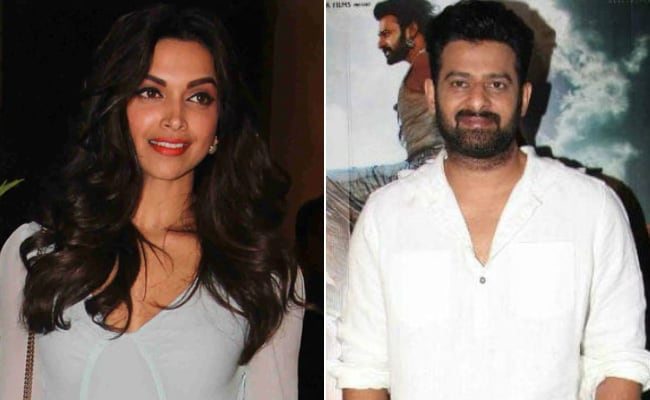 It's Official! Deepika Padukone And Prabhas Will Co-Star In Nag Ashwin's Film