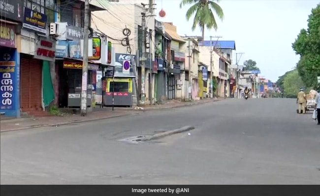 Night Curfew In Kerala From Today Amid Surge In Coronavirus Cases