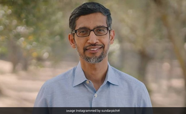 Image result for UP Police File Case Against Sundar Pichai Of Google, Later Drop The Name