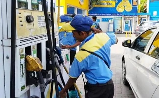 In Delhi, petrol prices have increased by 30 paise & diesel by 36 paise a litre