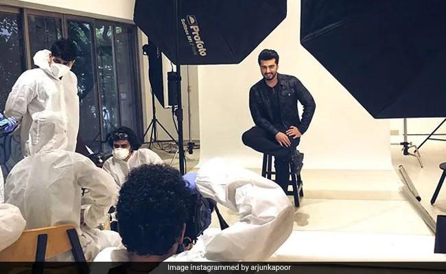 """Sab Badal Chuka Hai:"" A Scene From Arjun Kapoor's Work Diaries"