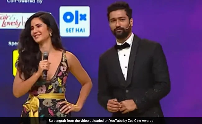 Vicky Kaushal, Rumoured To Be Dating Katrina Kaif, Wished The Birthday Girl Like This