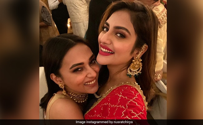 Nusrat Jahan And Mimi Chakraborty Resume Filming SOS Kolkata: 'Maintaining All Standard Protocols'