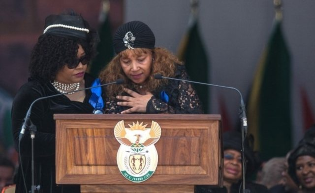 Nelson Mandela's Daughter Dies At 59 In South Africa: Reports