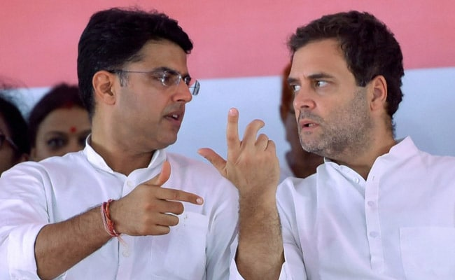 """Rajasthan Political Crisis Live Updates: Sachin Pilot Takes Congress To Court; He Has """"Gone To A Point Of No Return"""", Says Party"""