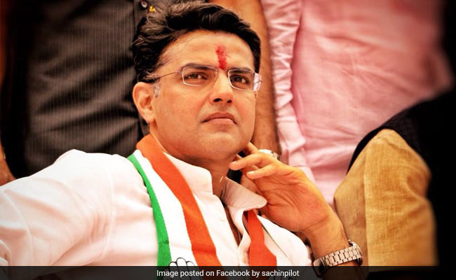 In Touch With Congress High Command Over Party Issues: Sachin Pilot