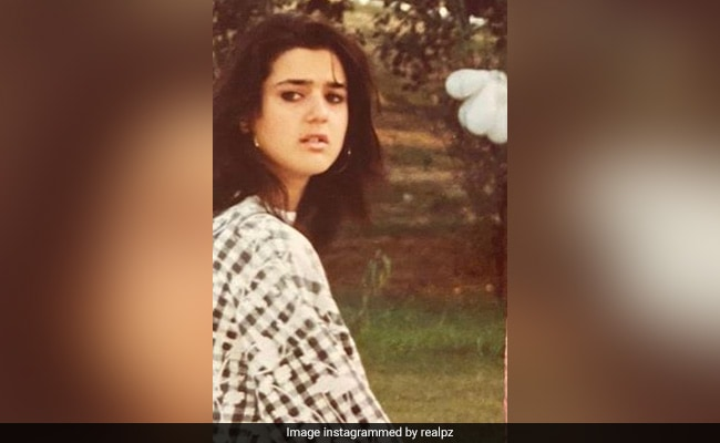 Preity Zinta, Once Upon A Time In Delhi: 'This Is What You Call A Throwback'