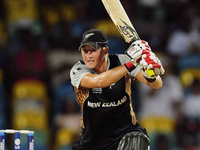 New Zealand Captain Sophie Devine Hits Fastest Century In Womens T20 History