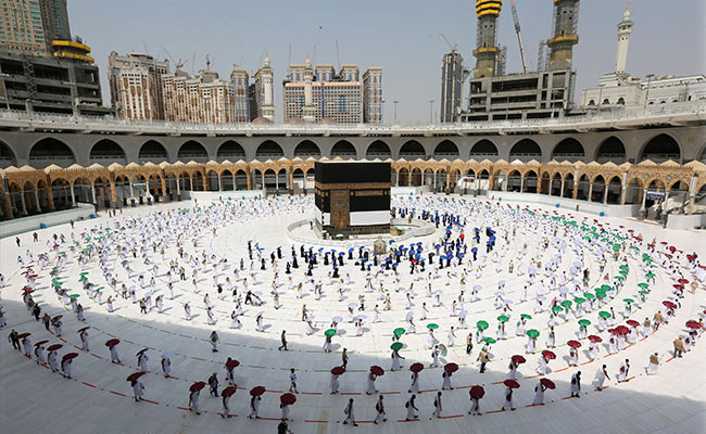 Hajj 2021: All Applications Cancelled, Says Hajj Committee Of India