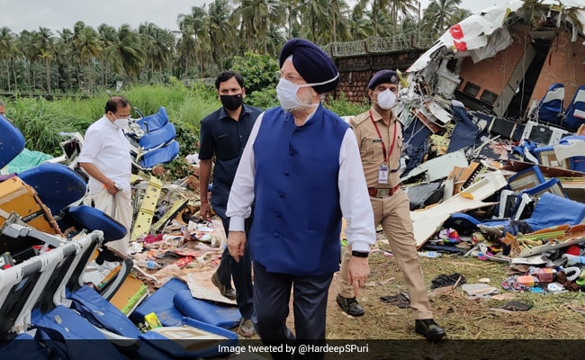 'There Was Fuel...': Civil Aviation Minister On Air India Express Plane Crash