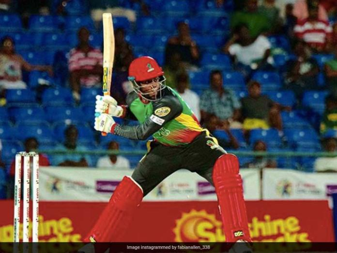 Fabian Allen Ruled Out Of Caribbean Premier League After Missing Flight