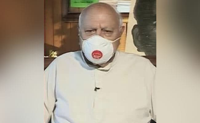 Farooq Abdullah, Covid Positive, Moved To Hospital For Better Monitoring