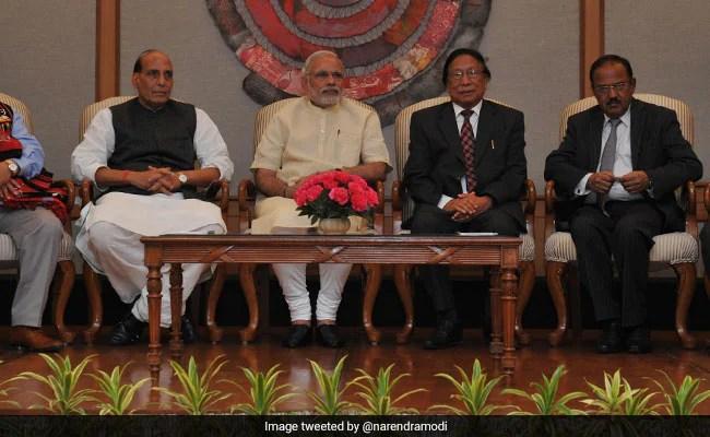 प्रधानमंत्री ने IB निदेशक कौ सौंपी नगा शांति वार्ता को फिर से पटरी पर लाने की जिम्मेदारी